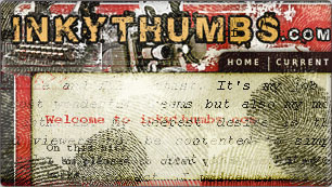 Website Design for Inky Thumbs