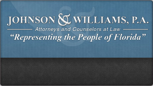 Website Design for Johnson and Williams, Attorneys at Law